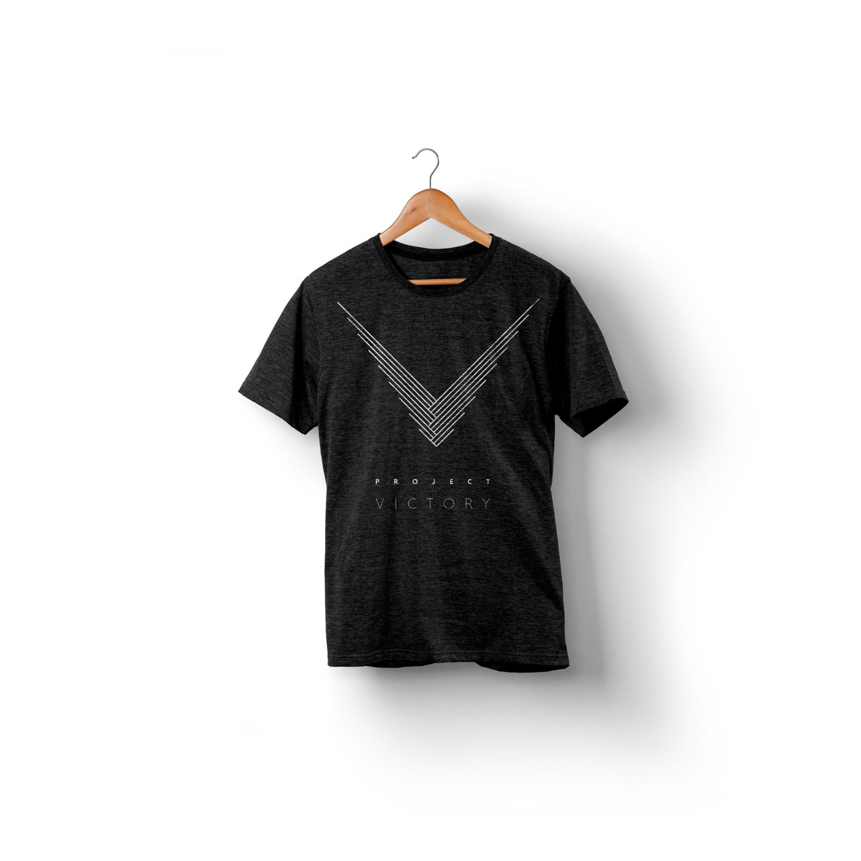 projectvictory_branding_tshirt